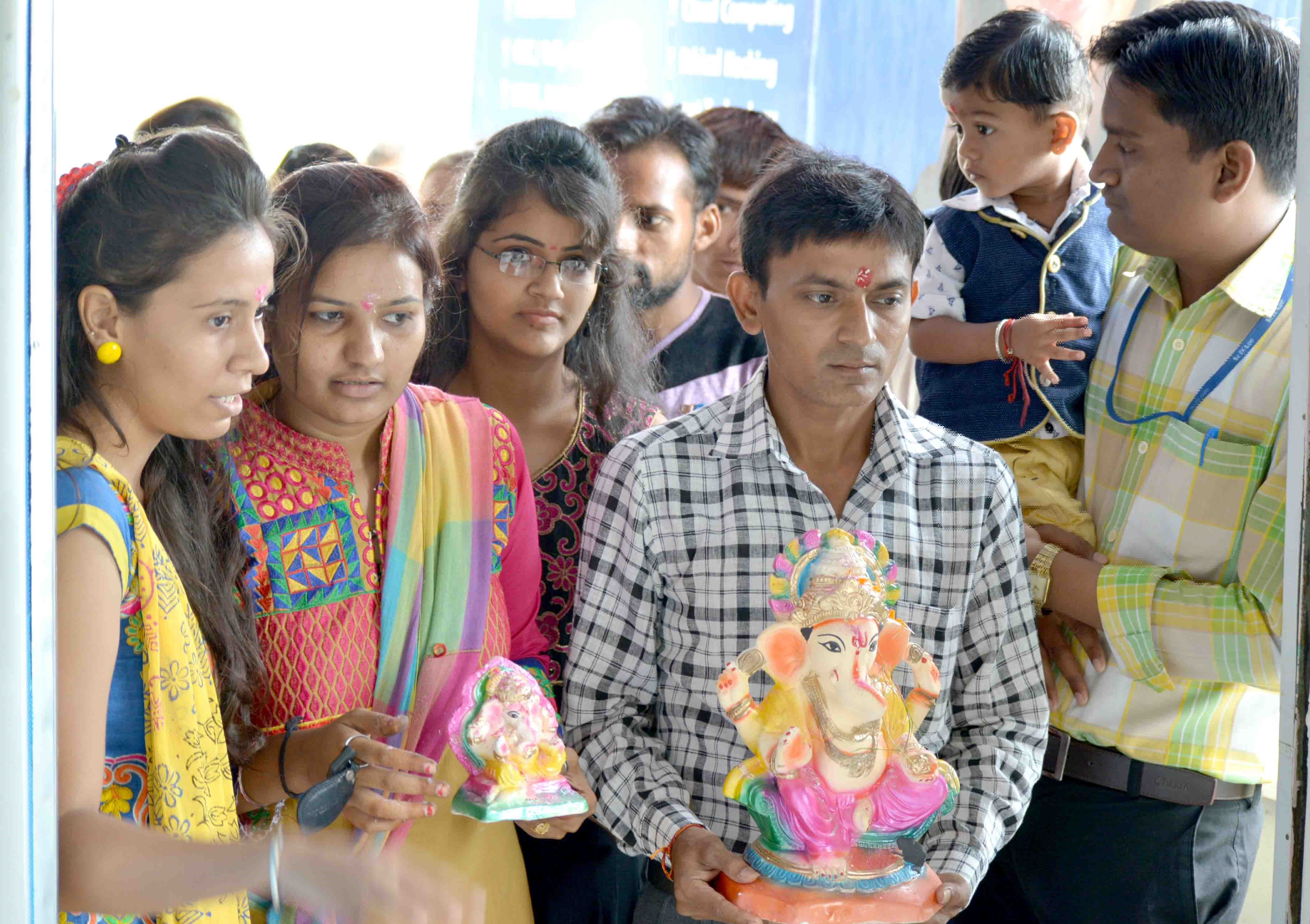 Ganesh Chaturthi Celebration